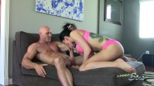 Romi Rain and Johnny Sins Booty Call Hardcore POV Fuck