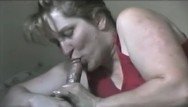Amature hand job up load Beautiful milf oils up his cock and takes a load on her face