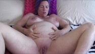 Hottest pussy of the month - 8 1/2 month pregnant milf showering and lotioning up afterwards
