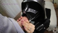 Clips of girls getting fucked in the ass - Darth vader gets ass fucked a sprayed with cum