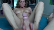 Sexy footjob video - Ashleys first footjob video ever, jerking me off with her feet licking cum