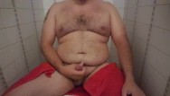 Male jack off gay pono - Bear jacking off in the toilets