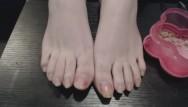 Long xxx clip free Bbw persephonevixen clips long toenails for foot fetish fans