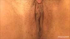 ASMR Hair Brushing & Pussy Playing