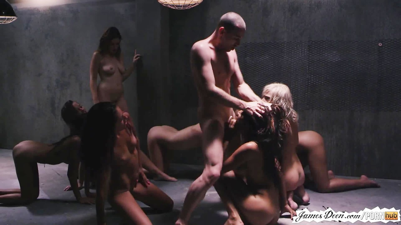 Ava Addams James Deen Anal