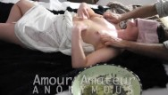 Jilbab erotic Egyptian erotic balm massage - part three - facial and bosom