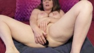 Submissive men dildos - Submissive step mommy takes it in the ass from son simulated with toy