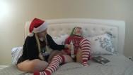 Teen story torture Christmas story hitachi torture