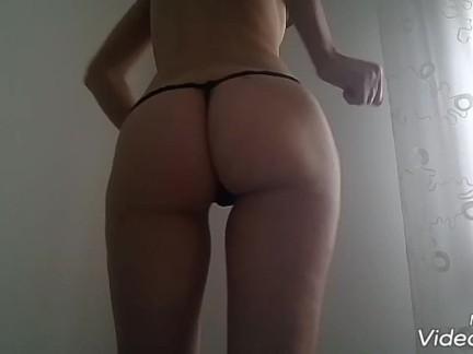 Жена дома один показать ее сексуальный тело киска и жопа дрочить с дилдо