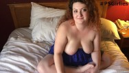 Sex scenes with real sex Danielle behind the scenes real bbw interview and masturbation