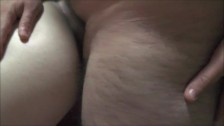 How wife tide up and fucked in the ass with creampie