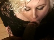 Allysin Payne: Another BBC Fucking My Throat Five Minutes Later