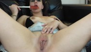 Pussy spanking gallery Spanking my meaty pussy