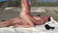 Amateur beach sex pics Sex on public beach - sexy outdoor milf fucking