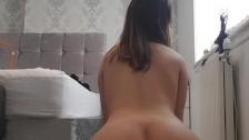 Slut Rides Dildo For Daddy - Part 2