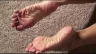 Fetish for muscles Foot fetish erotica with muscle vixen ldr