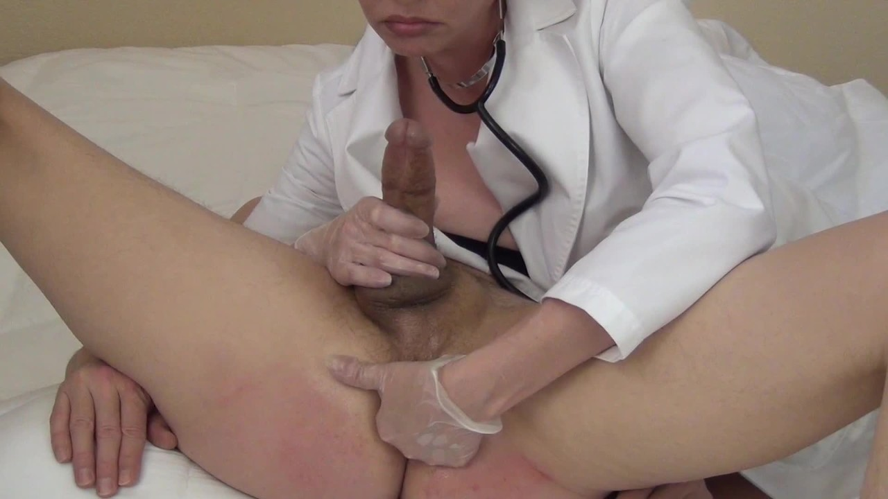 Prostate handjob free pics