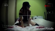 Hot teen grils caught on cam Real amateur teen caught humping pillow - spy cam - laura fatalle