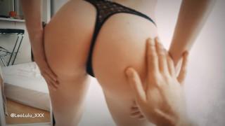 Gorgeous Girl Fuck and Creampie Big Dick - Amateur Couple LeoLulu