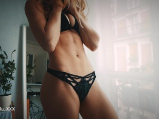Gorgeous Girl Fuck and Creampie Big Dick – Amateur Couple LeoLulu