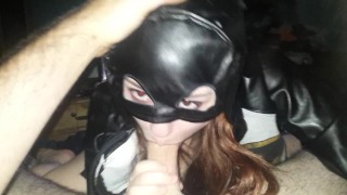 Batgirl blows best