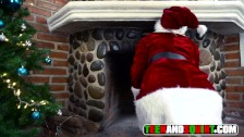 Santa Claus Gets Caught