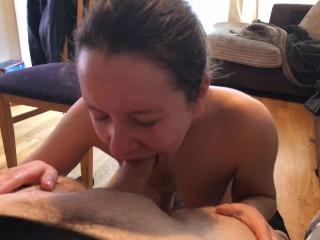 Sexy Stepsister Lola Apples Watching Porn Then Deepthroats Gags Rides Fucks