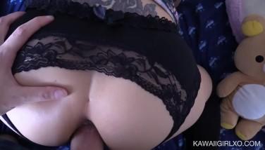 POV Ass To Mouth With Facial