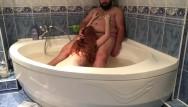 Utopian escorts ware Redhead give valentines day bj in bath