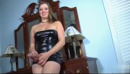Latex bondage sissy Latex humiliatrix domme becky lesabre turns you into her ultimate sissy slut