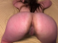 Watch how she makes me cum twice