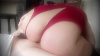 THE CREAMPIE DREAM - Eating Hot Valentines Day Cum Straight From My Pussy