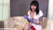 Femdom pig slaughtering role-play free galleries Sadistic nurse gives you penectomy -- role play pov
