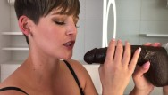 Blow cock huge job monster Big black cock fantasy blow job with cim xxx