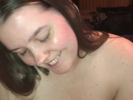 Hotwife gives cuckold POV handjob with ruined orgasm SPH