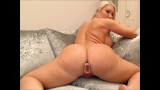 Home alone shaking my big booty and cumming hard for you