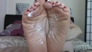 Wrinkled breast implant Joi cei for mommys feet stepson wrinkled soles pov