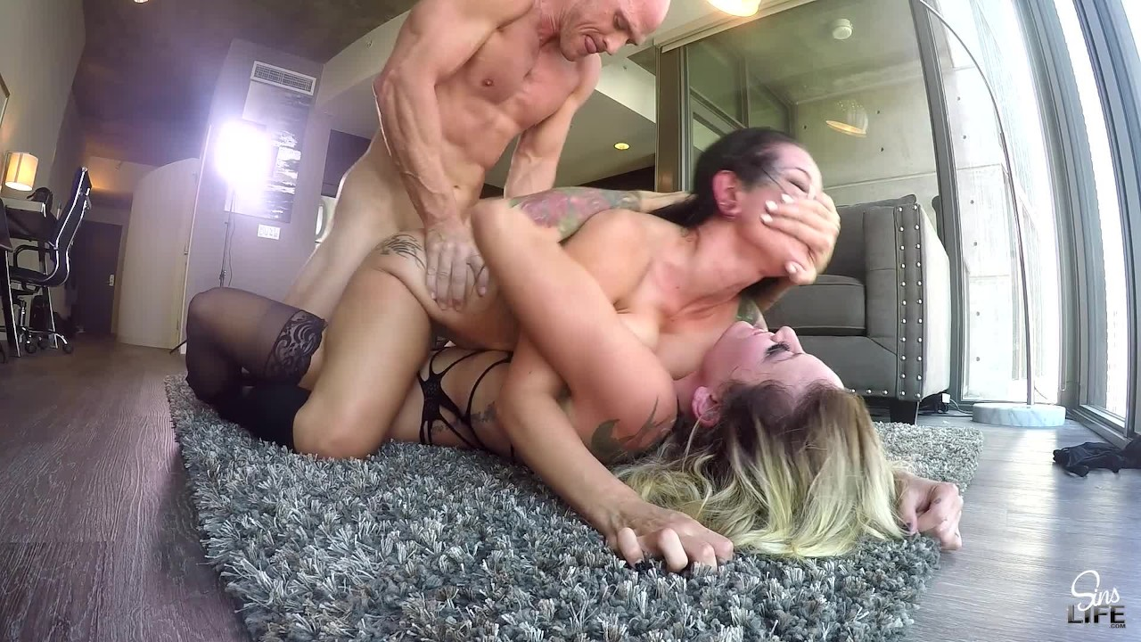 Sarah Banks Johnny Sins