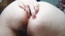 ASS WORSHIP WITH ANAL FINGERING AND ASS SLAPPING