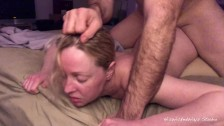 [PAINAL] Cute Blonde Gets Her Ass Fucked W/ Vibrator Stuffed in Her Pussy