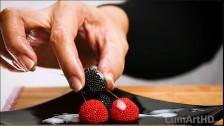 CFNM Handjob + cum on candy berries! (Cum on food 3)