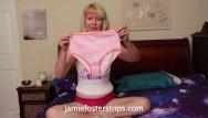 Granny wet panties handjob Jamie foster granny panties