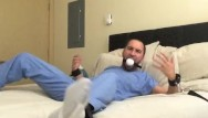 Gay male nurses victims - Tied up nurse