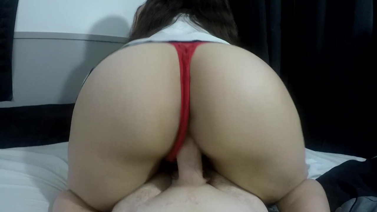 Little youporn red thong fucking girls