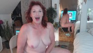 Georgette from 50 plus milfs V95 seductive mature with perfect bubble butt in a bbc fantasy plus smoking