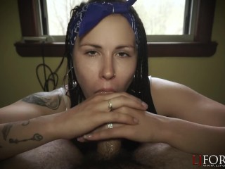 Sloppy Top From A Thot With Braids – LJFOREPLAY
