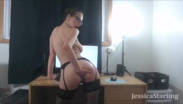 Busty Teacher Makes You Fuck Her Ass to Pass