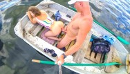 Russian xxx games boat teen Public anal fucking on boat. mia bandini.