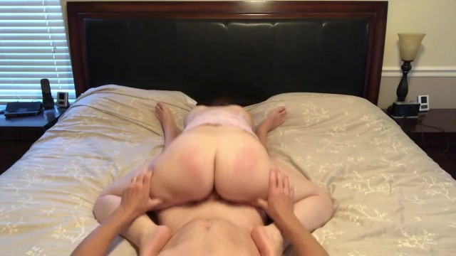 Thick Milf Reverse Cowgirl