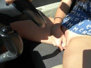 I WAS DISTRACTED AT THE WHEEL . PUBLIC TEEN